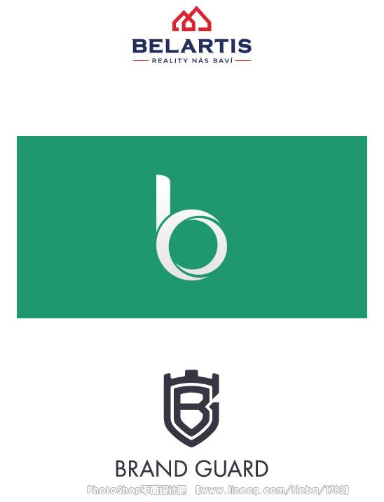 【交流】以字母b为设计原型的logo设计欣赏