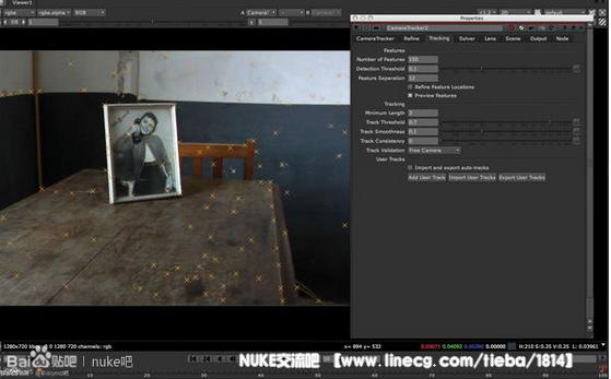 无忧密码本_nuke视频跟踪合成制作照片破碎效果_NUKE交流吧吧_直线网_最专业的 ...