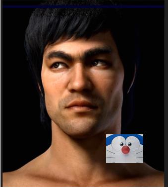 次世代3d游戏美术设计李小龙角色制作流程视频分享