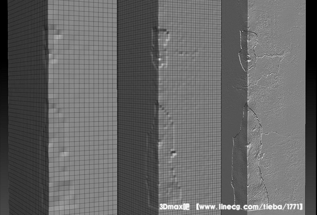 3dmax制作欧式风格的墙壁路灯效果