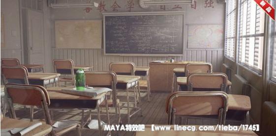 【作品】室内场景动态渲染